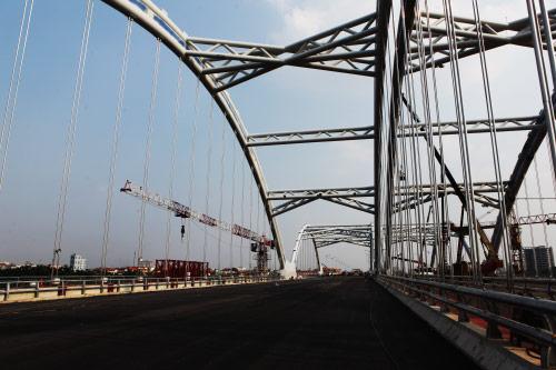Kết cấu thép ngành giao thông