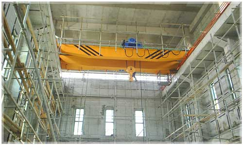 Cầu trục 5-10 tấn